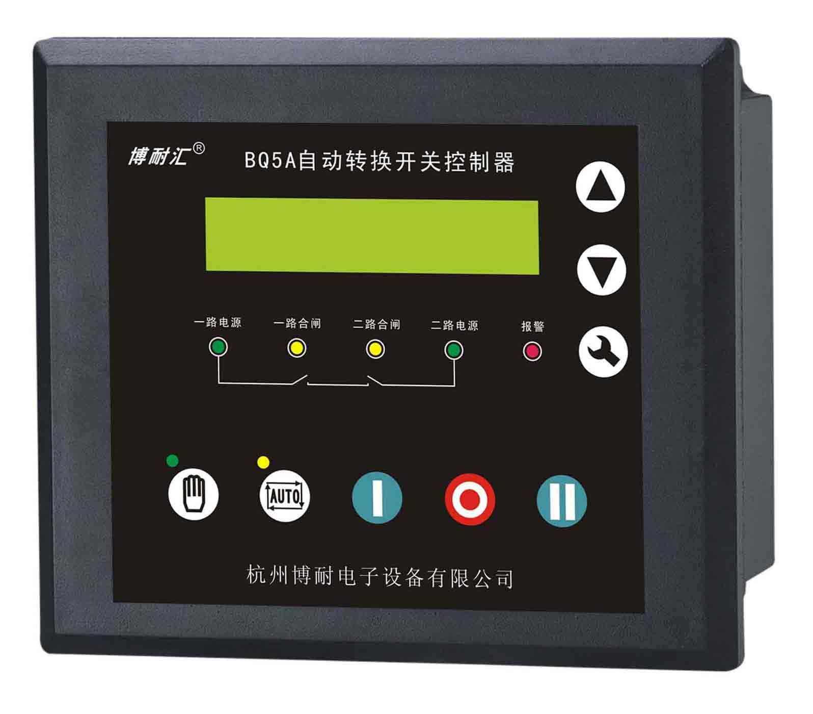 供应BQ5A液晶框架式双电源控制器